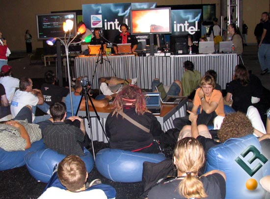 Quakecon 2005: Day 2