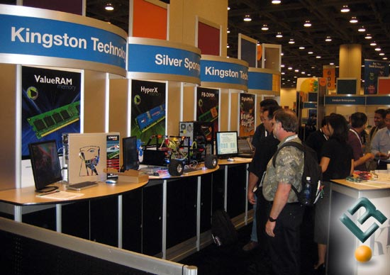 IDF 2005: Enthusiast Memory Update