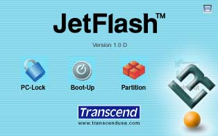 JetFlash Utilities