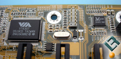 Realtek and VIA chips