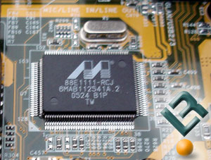 Marvell Ethernet Chip