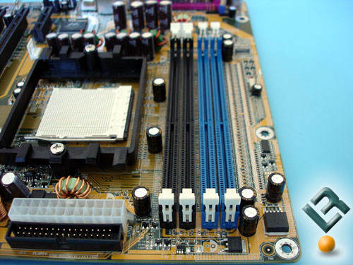 SLI Upper Right Corner