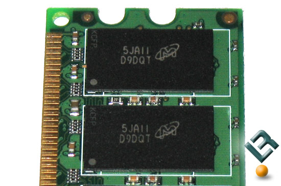 Mushkin XP6400 Memory IC's