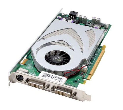 XFX GeForce 7800 GT Video Card Review