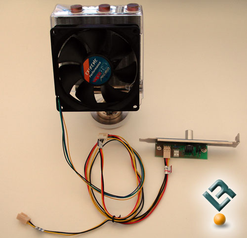 Micro with Fan and Fan Controller