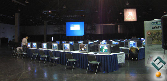 Blizzard's Blizzcon Ghost Area