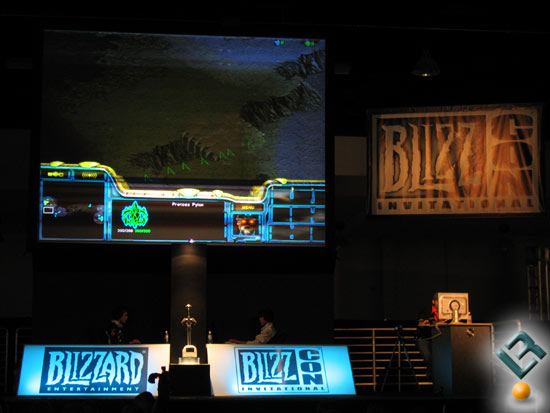 BlizzCon StarCraft Semi Finals