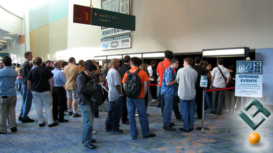 BlizzCon World of Warcraft 2005 Event Line