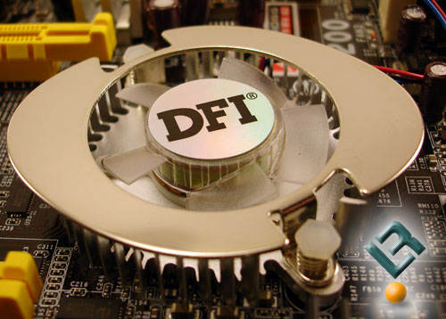 DFI RDX200 CF-DR Chipset fan