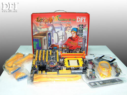DFI RDX200 bundle