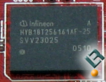 The ATI X1300 Video Card