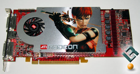 The ATI X1800XL Video Card