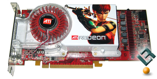 The ATI X1800XT Video Card