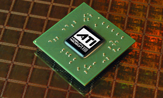 ATI Mobility Radeon X1600 GPU Preview