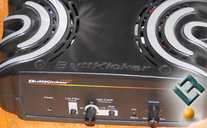 Buttkicker Amplifier