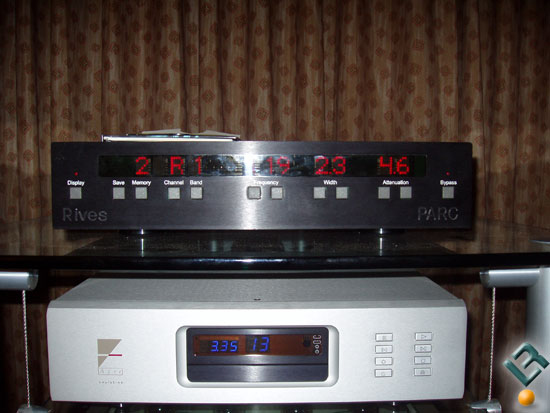 Rives Audio PARC 3-Band Equalizer