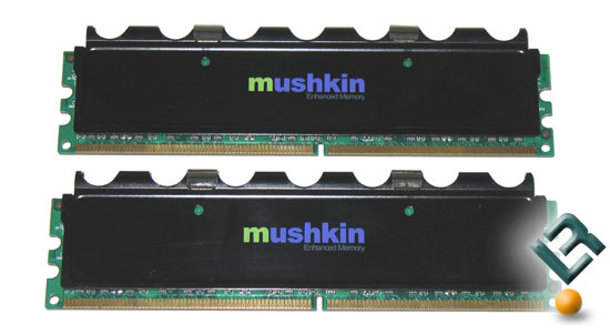 Mushkin XP2-5300 3-3-3 Memory