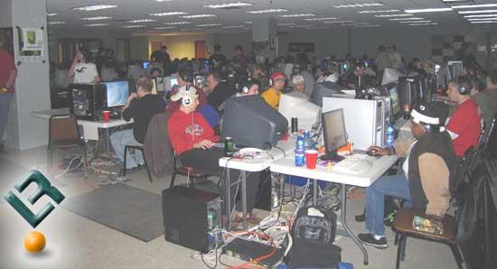 St. Louis Gaming: Laclede's LAN 9