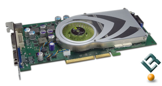nVidia GeForce 7800 GS AGP Video Card Core Clocks