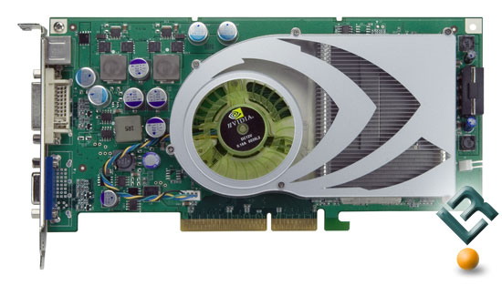 nVidia GeForce 7800 GS AGP Video Card Logo