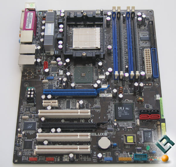The ASUS A8R32-MVP Deluxe Motherboard