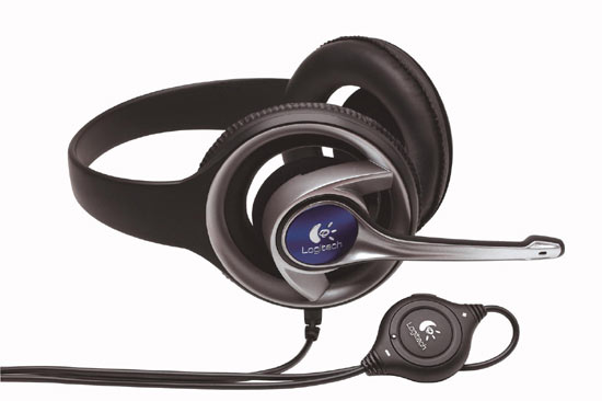 Logitech Precision PC Gaming Headset Review
