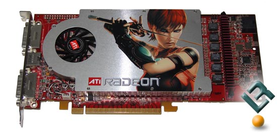 ATI Readeon GTO PCIe Video Card