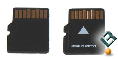 The Kingston and SanDisk microSD Cards