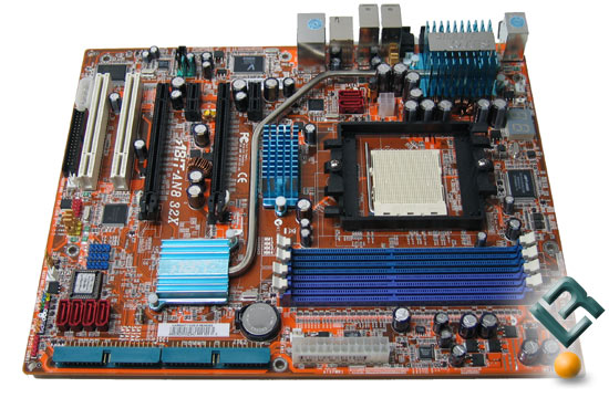 The ABIT AN8 32X SLI Motherboard