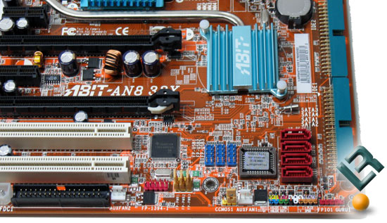 ABIT AN8 32X Motherboard Review
