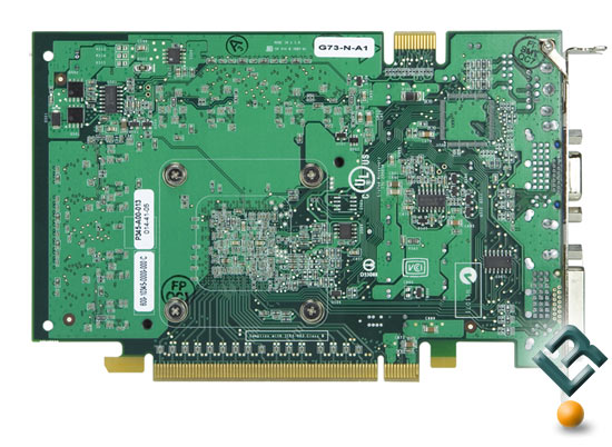 The NVIDIA GeForce 7600 GS Reference Card