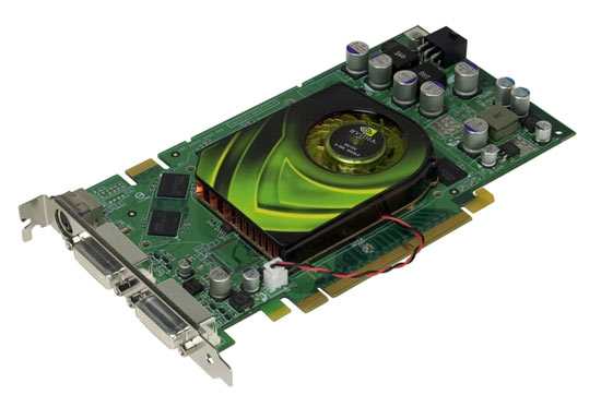 NVIDIA GeForce 7900 GT Video Card