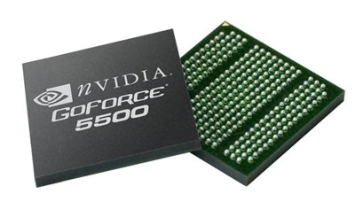 NVIDIA GoForce 5500