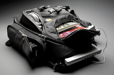 The Booq Python XL Laptop Backpack Review - Legit ReviewsThe ...