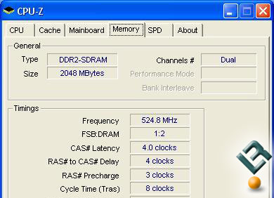 Super Talent DDR2 800MHz Overclocking