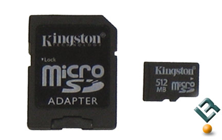 Kingston microSD Adapter