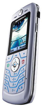 The Motorola L9 Camera Phone