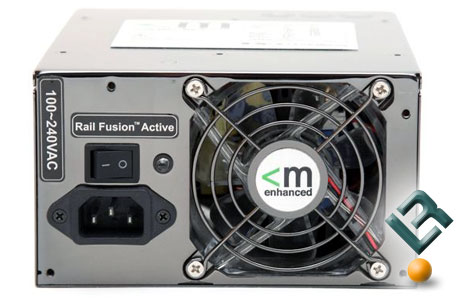 The Mushkin XP-650 650W Power Supply