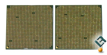 Socket AM2 Processor Pins