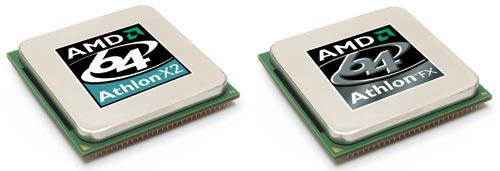 The AM2 A64 X2 and FX Series
