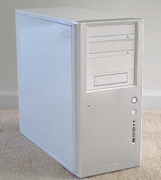 The Antec P150 ATX Computer Case