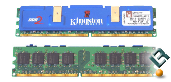 Kingston PC2-6400 IC's