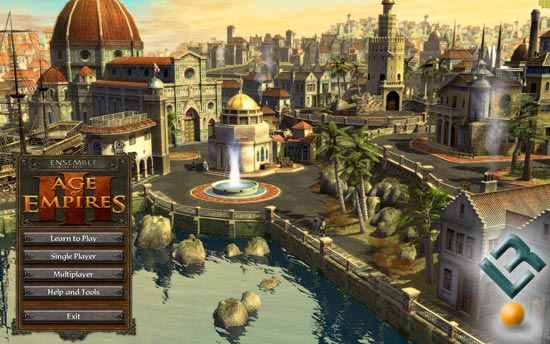 Age of Empires III Benchmarking