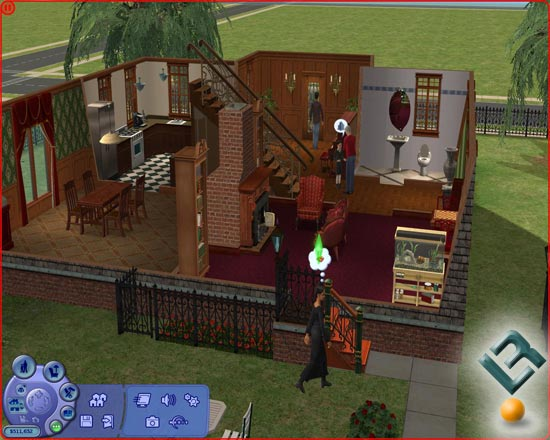 Sims 2 Benchmarking