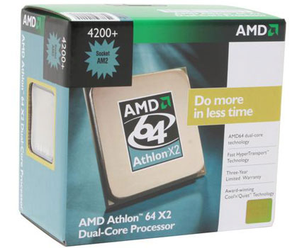 AMD 4200+ AM2 Undervolting