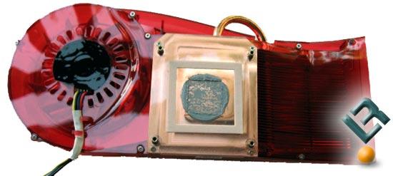 R580+ Heatsink