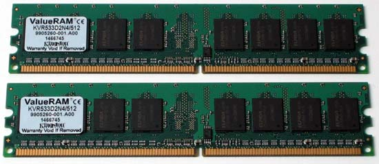 DDR2 Pricing Update