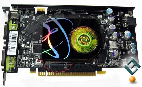 XFX GeForce 7900 GS Video Card