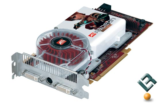 ATI Radeon X1900XT 265MB Graphics Card