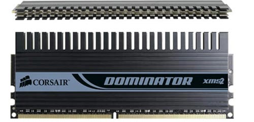 Corsair PC2-8888 Dominator Memory Review